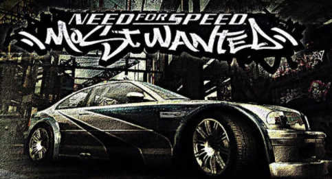 download game PC NFS Most Wanted Black Edition