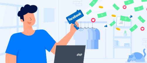 cara dapatkan uang dari halaman Facebook